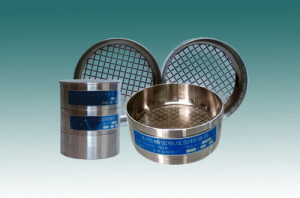 HMK-BS1-75 Test Sieves ISO 3310 and ISO 6106