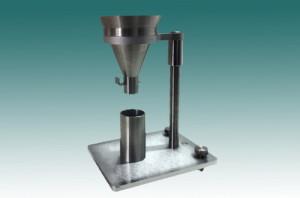 0307 Plastic Materials Apparent Density Apparatus