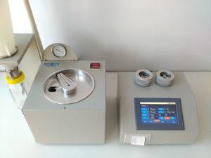 aimsizer sieve analysis apparatus